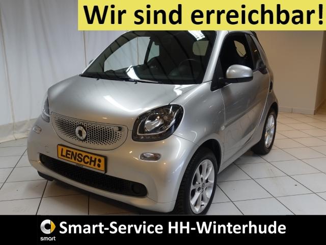 smart fortwo cabrio passion AUTOM+KLIMAAUTOM+BT+USB, Jahr 2017, Benzin
