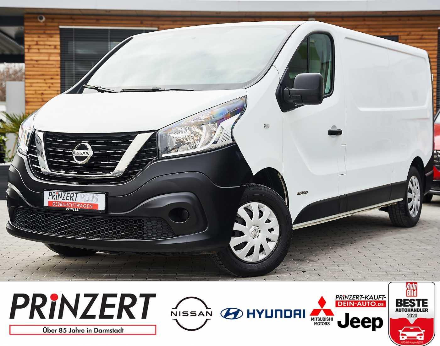 Nissan NV300 L2H1 2,9 dCi 121 Comfort, Jahr 2016, Diesel