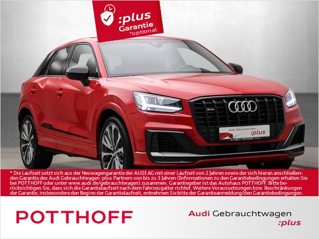 Audi SQ2 2.0 TFSi q. AHK BuO NaviPlus Virtual DAB Navi, Jahr 2019, petrol