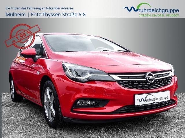 Opel Astra K 5T Dynamic *Navi+Rückfk.+Matrix+AGR*, Jahr 2015, Diesel
