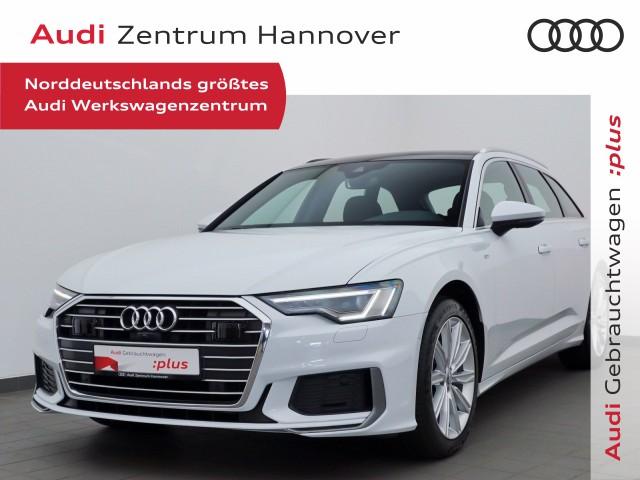 Audi A6 Avant 40 TDI Sport, AHK, Pano, Leder-Alcantara, virtual Cockpit, Jahr 2020, Diesel