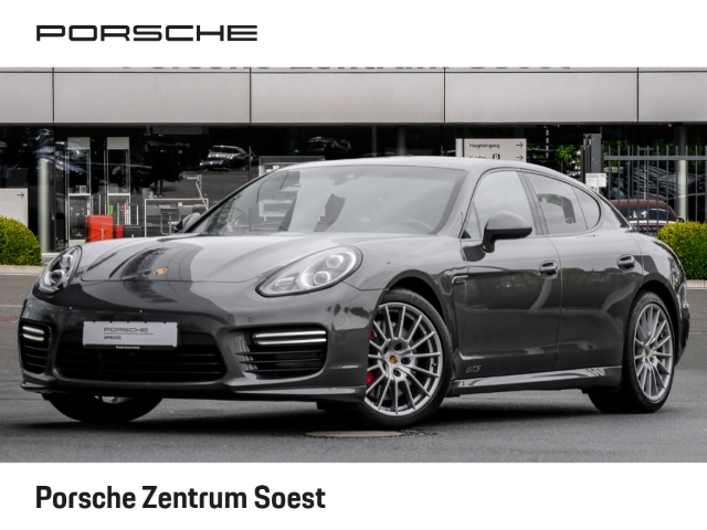Porsche Panamera GTS 4.8/20''/SPORTABGAS/LED/SURROUND VIEW, Jahr 2016, Benzin