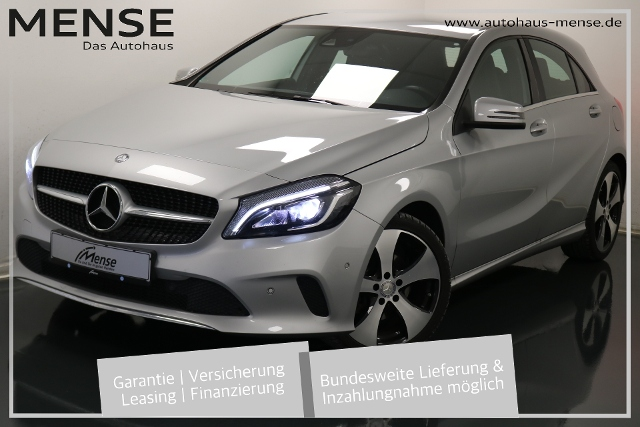 Mercedes-Benz A 220 CDI 4Matic Navi LED ParkAssist SHZG, Jahr 2015, Diesel