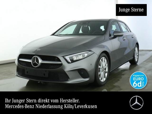 Mercedes-Benz A 200 Style Navi Premium Distr. LED AHK Kamera EDW, Jahr 2019, Benzin