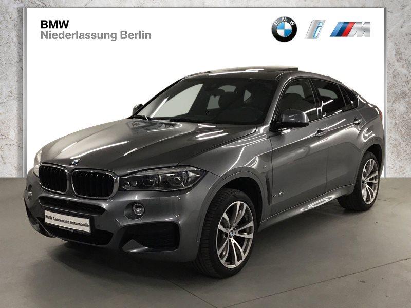BMW X6 xDrive30d EU6 M Sport !Deutlich reduziert!, Jahr 2017, Diesel