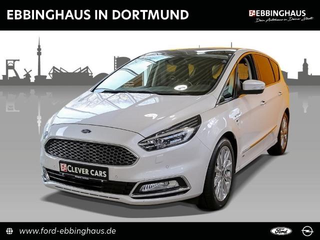 Ford S-Max Vignale VOLL AWD PANO ACC elHECKKL elAHK SONY, Jahr 2017, Diesel