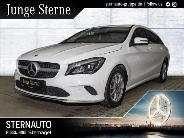 Mercedes-Benz CLA 180 Shooting Brake LED Sitzheizung Tempomat, Jahr 2018, Benzin