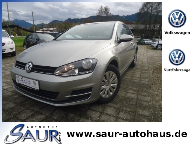 Volkswagen Golf VII 1.2 TSI BMT Trendline 1.Hand, Scheckhef, Jahr 2013, Benzin
