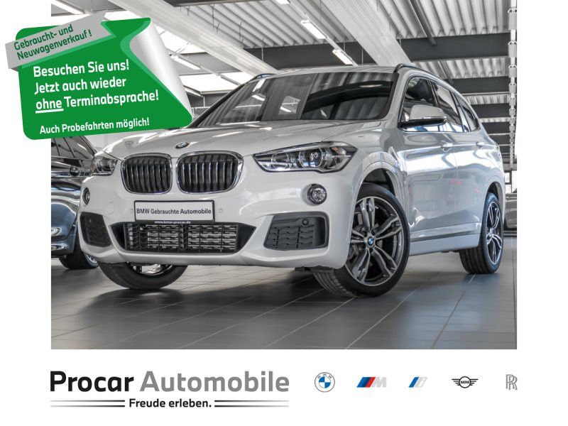 BMW X1 xDrive25d M ab 0,15% Sportpaket HiFi LED, Jahr 2018, Diesel