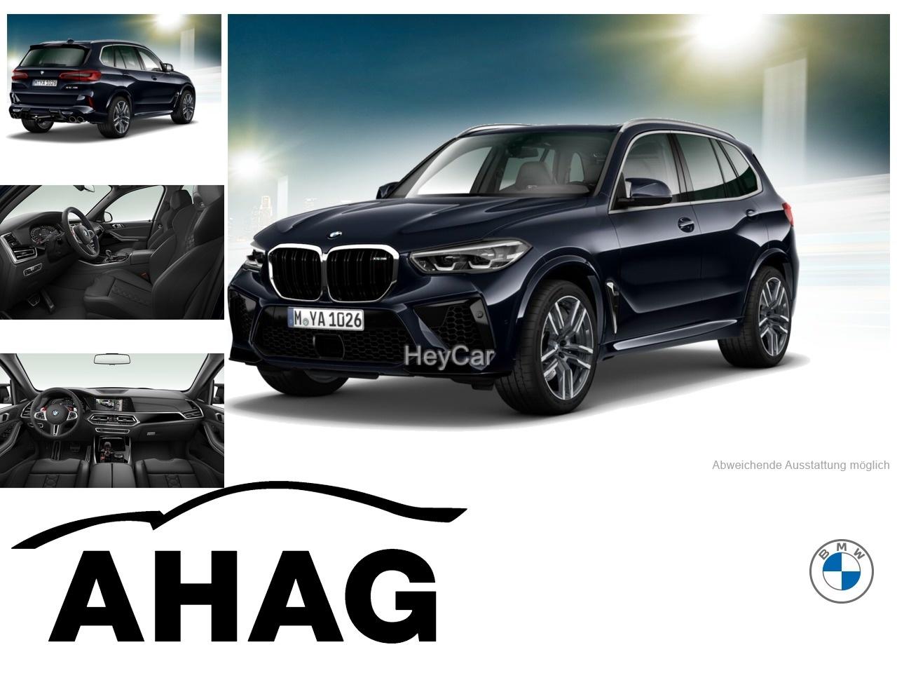 BMW X5 M Panorama AHK DAProf. Soft-Close PAPlus, Jahr 2020, Benzin