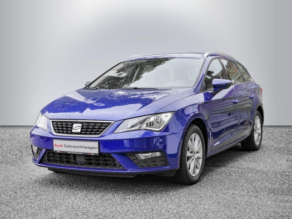 Seat Leon ST 2.0 TDI Style 6-Gang AHK NAVI, Jahr 2017, Diesel