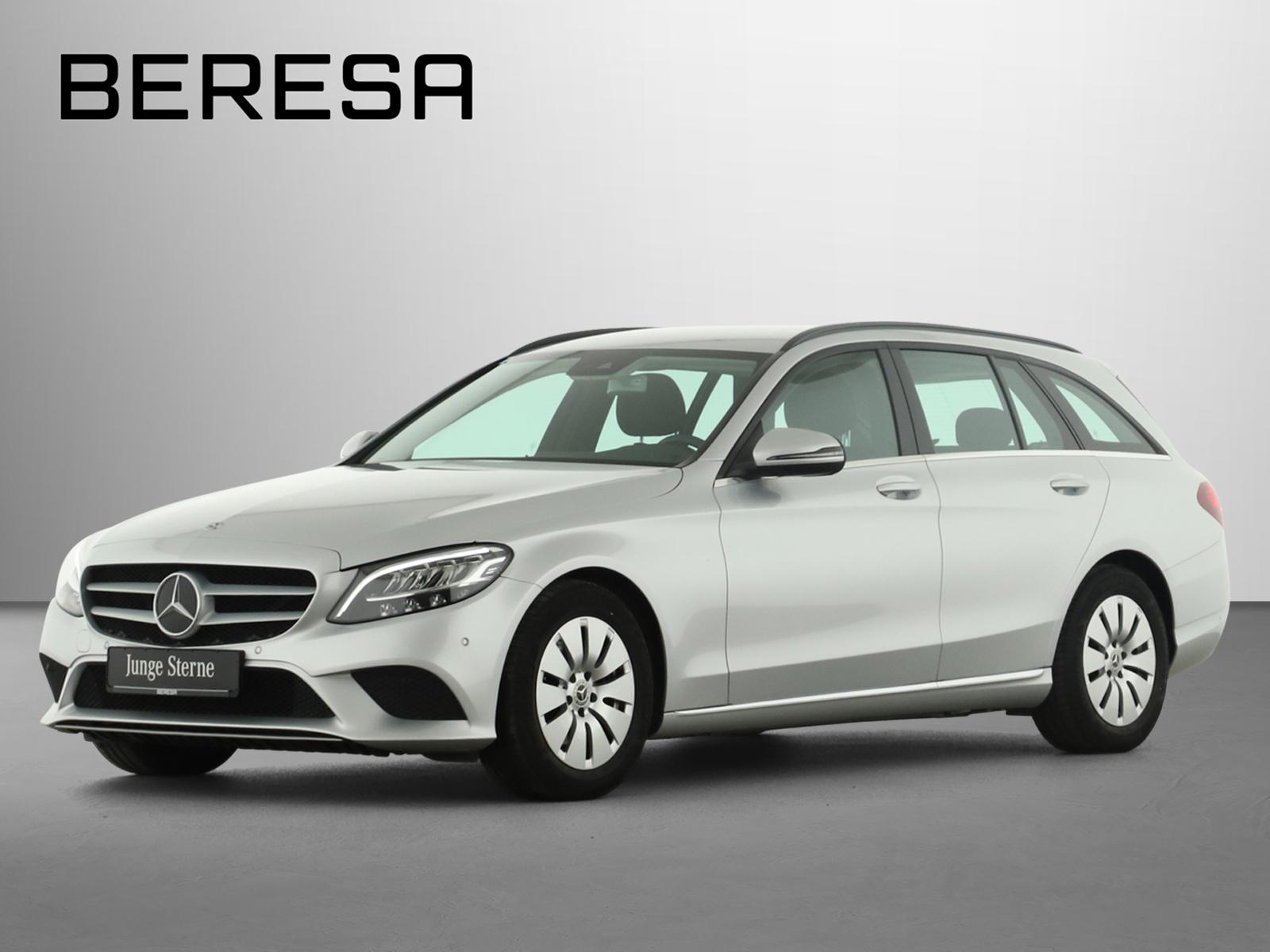 Mercedes-Benz C 200 d T Distronic Spur-P. LED AHK Kamera Navi, Jahr 2018, Diesel