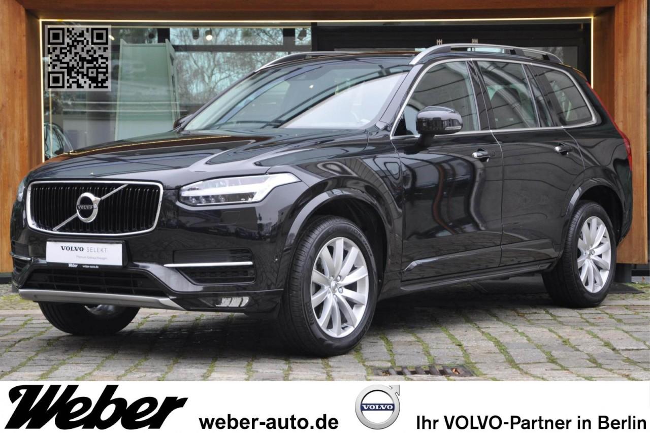Volvo XC90 D5 AWD Momentum *Pano*HUD*AHK*LED*Kam*E-Si*, Jahr 2015, Diesel