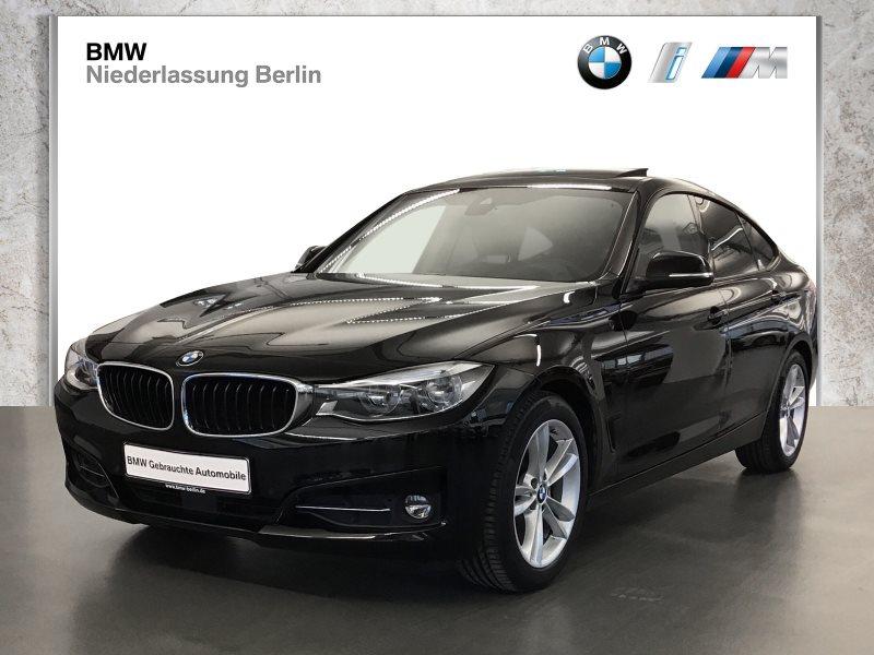 BMW 320d Gran Turismo EU6 Aut. LED Navi Prof. GSD, Jahr 2018, Diesel