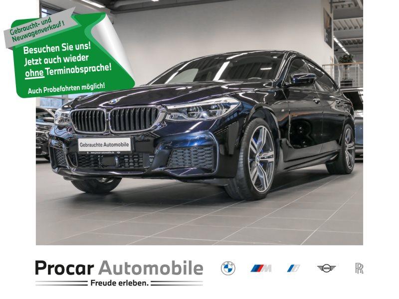 BMW 640i xDrive Gran Turismo M Sport AHK Standhzg., Jahr 2017, Benzin