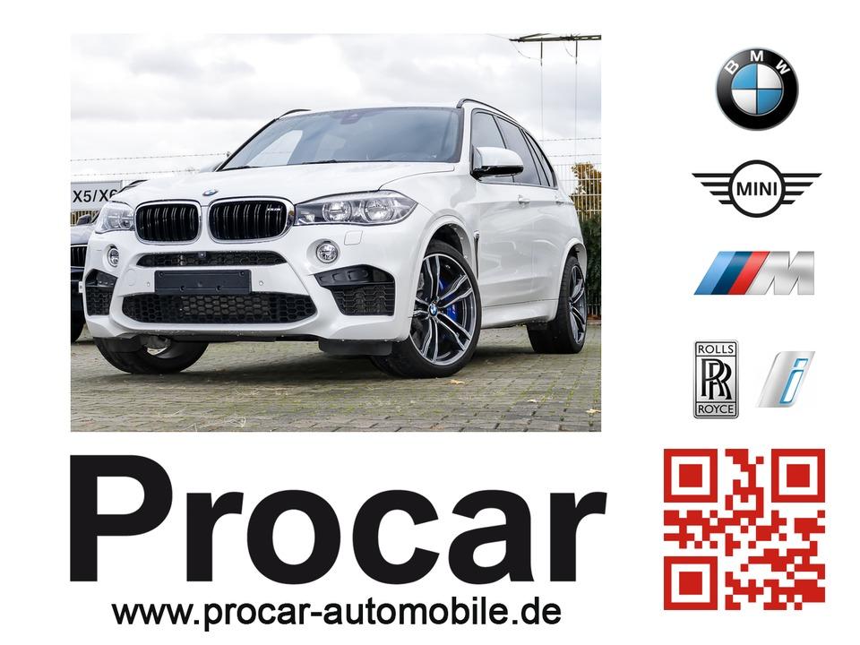 BMW X5 M Navi Prof. M Drivers Package AHK H&K DAB, Jahr 2016, petrol