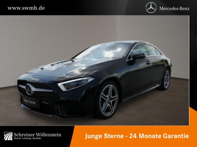 Mercedes-Benz CLS 220 d AMG*FAP+*Massage*HUD*Mbeam*360*COM*Mem, Jahr 2019, Diesel