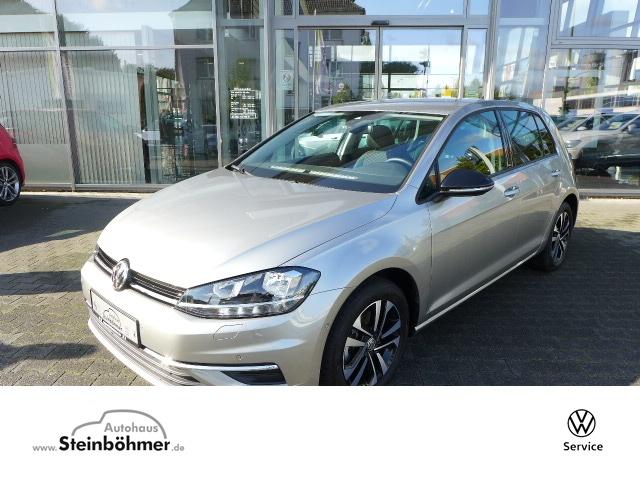 Volkswagen Golf IQ.DRIVE 1.5TSI BlindSpot Lane+ParkAssist, Jahr 2019, Benzin
