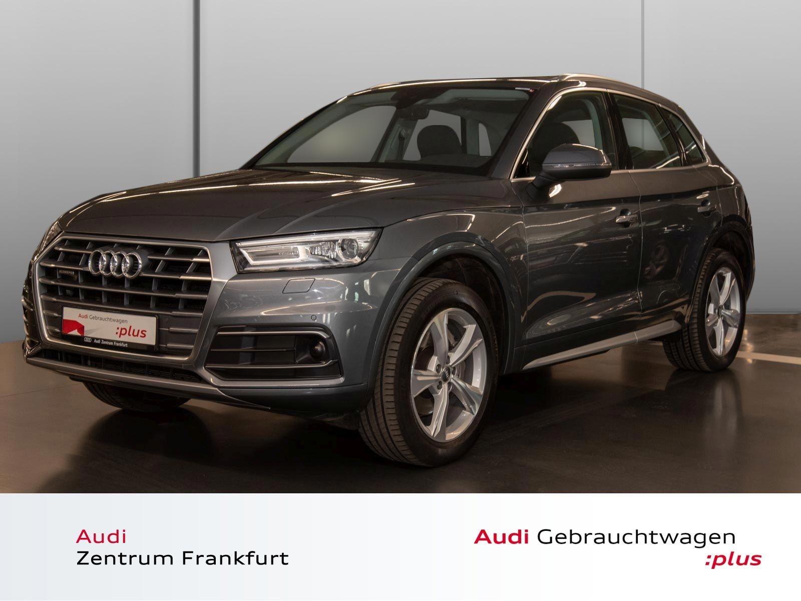 Audi Q5 40 TDI Sport quattro S tronic Xenon ACC Navi PDC Sitzheizung, Jahr 2019, Diesel
