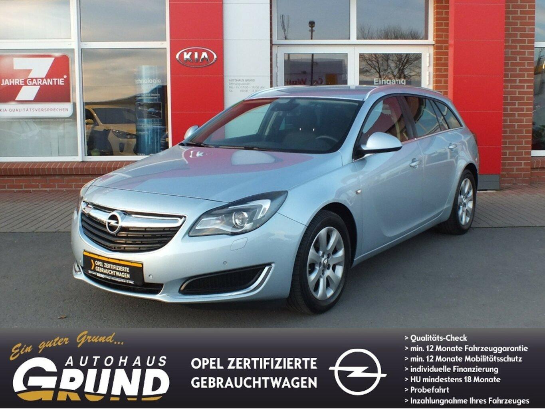 Opel Insignia ST 1.4 T STANDHEIZUNG SITZ-LENKRADHZG, Jahr 2015, Benzin