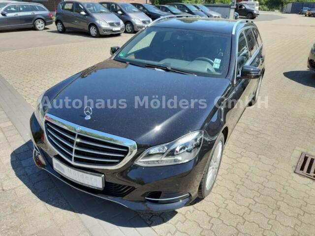 Mercedes-Benz E 200 T *Garantie*AHK*LED*Standhzg.*190 mtl., Jahr 2013, Benzin