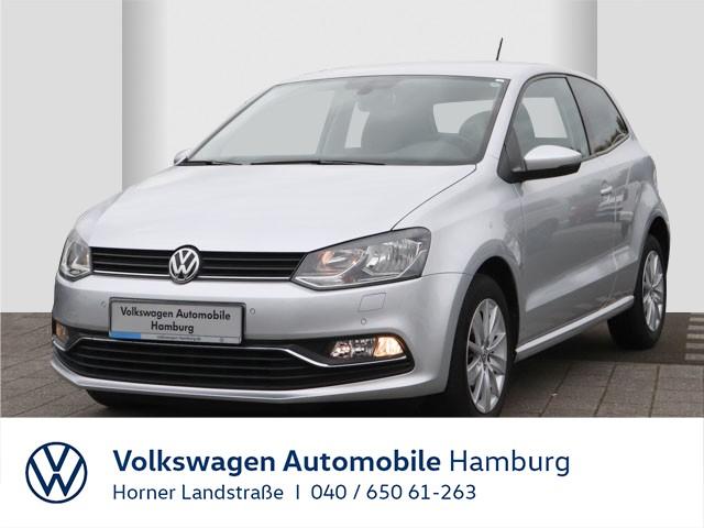 Volkswagen Polo Comfortline Tempomat Klima Sitzheizung Alu, Jahr 2016, Benzin