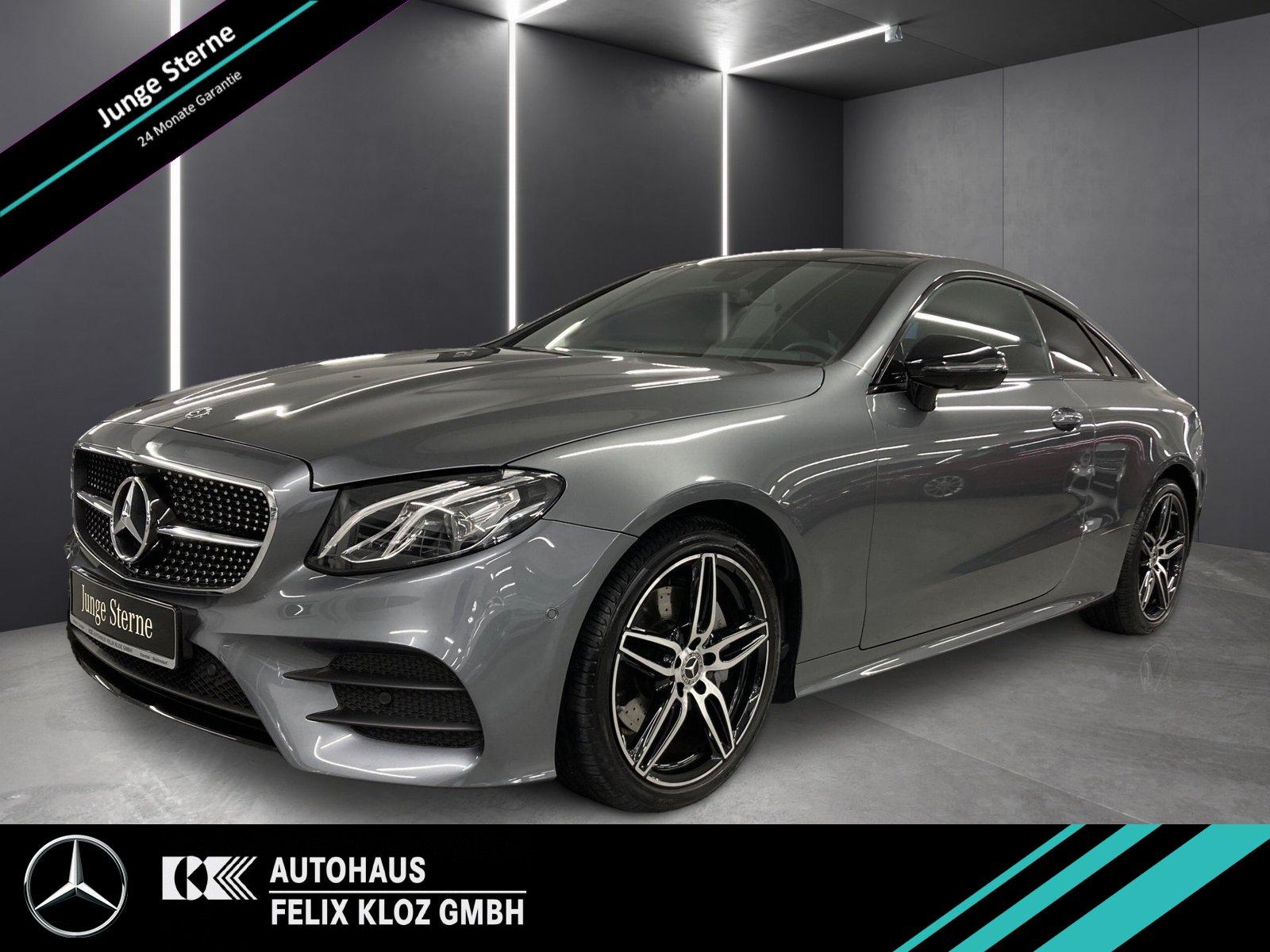Mercedes-Benz E 200 AMG Line *Widescreen*Panorama*Carbon Innen, Jahr 2020, Benzin