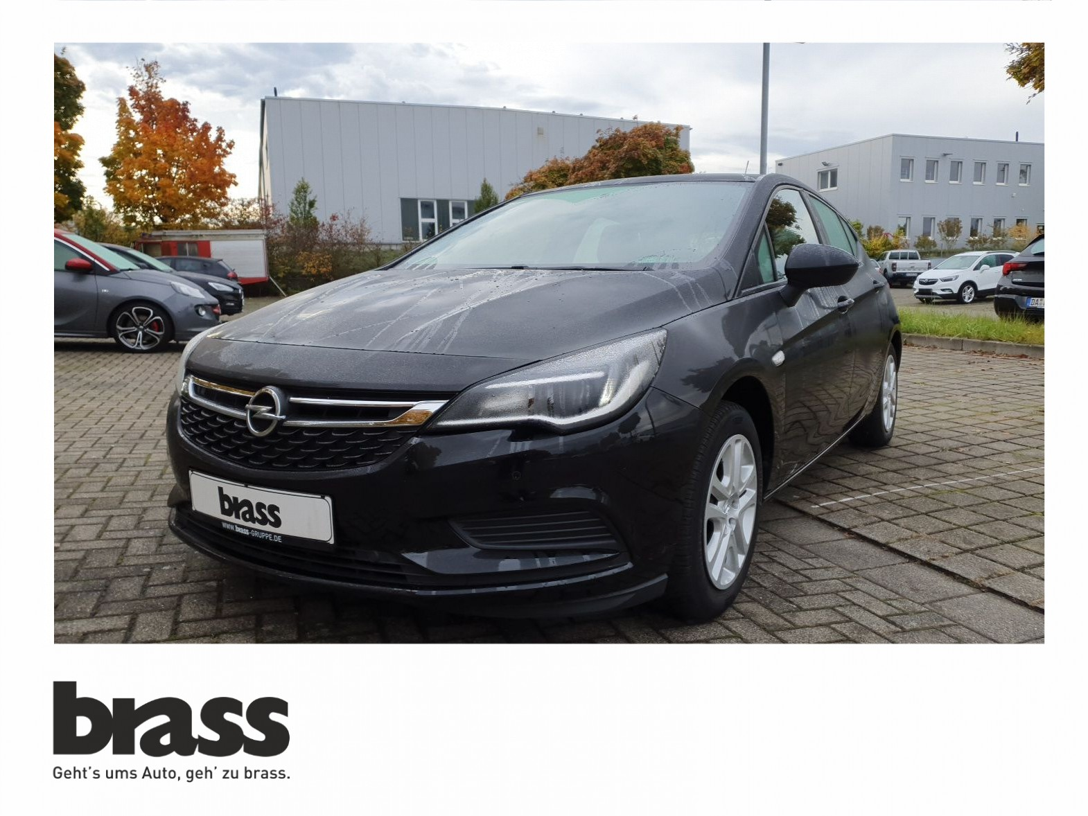 Opel Astra K 1.0 Edition Start/Stop, Jahr 2018, Benzin