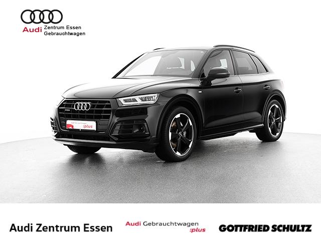Audi Q5 40 TDI quattro S-TRONIC S-LINE NAV PLUS PANO B&O RÜFAHR PDC FSE MUFU, Jahr 2019, Diesel