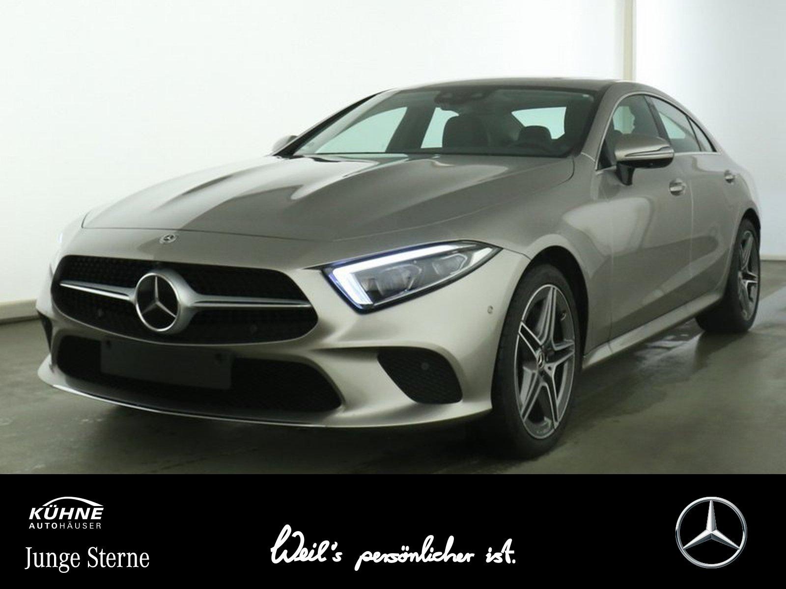 Mercedes-Benz CLS 400 d 4M+TV+Multi+Wide+360+Menory+DynamicBo, Jahr 2020, Diesel