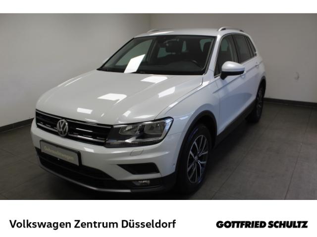 Volkswagen Tiguan 4Motion 2.0 TDI DSG *NaviPro*Kamera*AHK*ParkAssist*ACC*, Jahr 2018, Diesel
