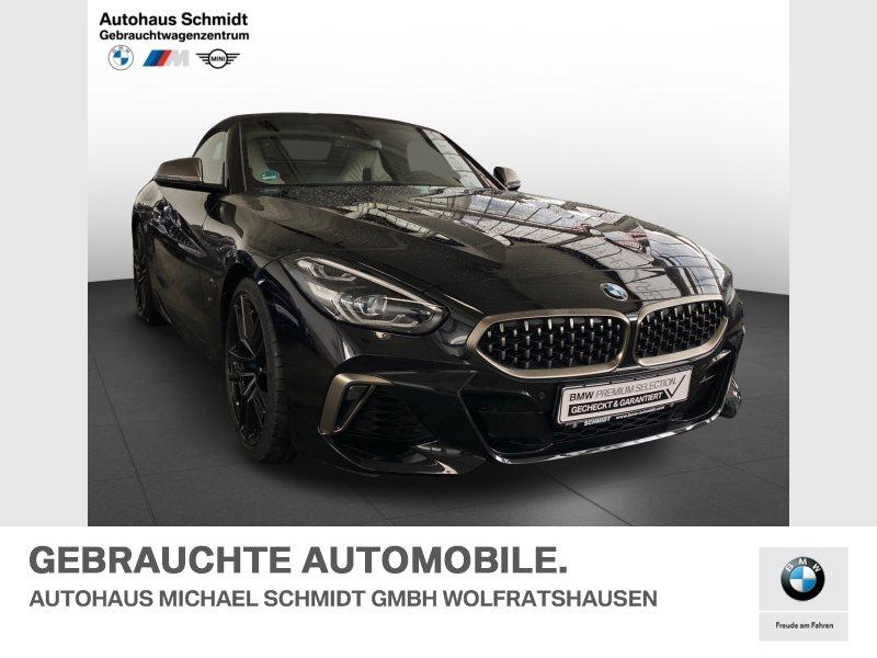 BMW Z4 M40i INDIVIDUAL+MEMORY+DAB+HEAD UP+, Jahr 2020, Benzin