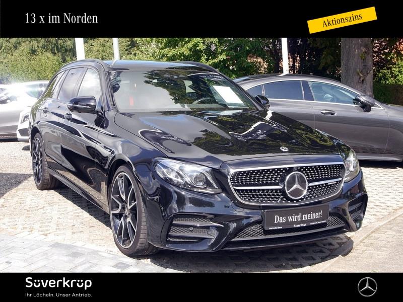 Mercedes-Benz AMG E 53 T 4M Comand/AHK/Sitzklima/Pano, Jahr 2018, Benzin