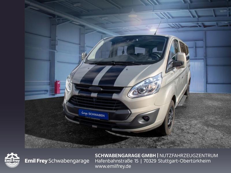 Ford Tourneo Custom 300 L2H1 VA Titanium STANDHEIZUNG AHK NAVI KLIMA PDC, Jahr 2013, Diesel