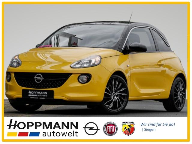 Opel Adam Jam 1.2 Multif.Lenkrad NR RDC Klima Temp CD USB ESP Spieg. beheizbar Seitenairb., Jahr 2014, Benzin