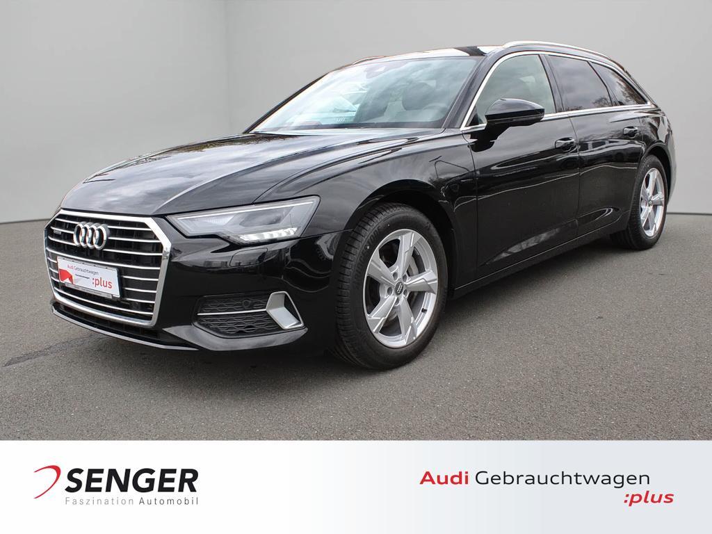 Audi A6 Avant Sport 45 TDI Leder Memory AHK ACC Pano, Jahr 2019, Diesel