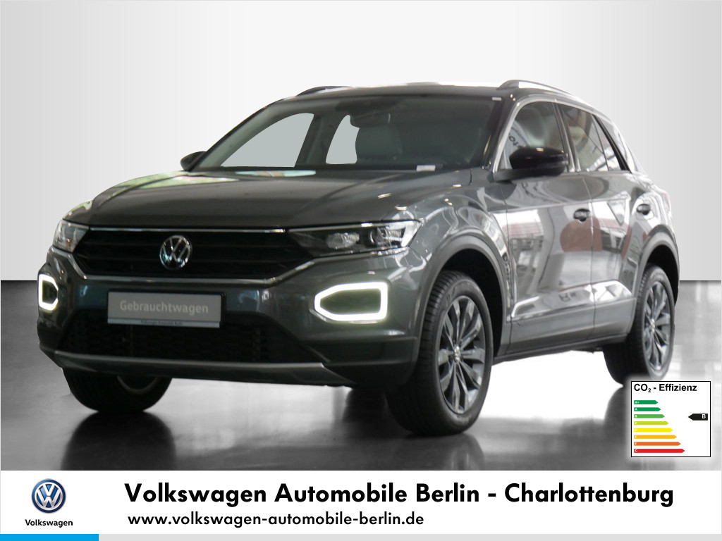 Volkswagen T-Roc 1.5 TSI ACT Style, Jahr 2020, Benzin