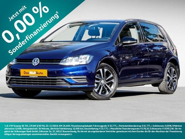 Volkswagen Golf 1.0 OPF IQ.DRIVE NAVI ACC ALU PDC, Jahr 2019, Benzin
