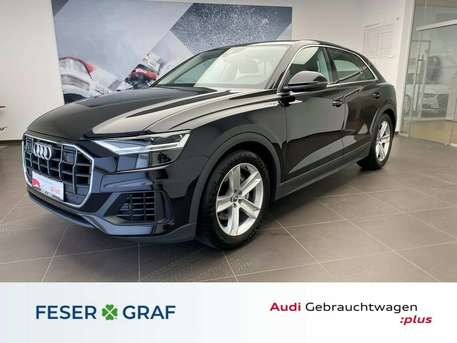 Audi Q8 50 TDI qu. - Luft - ACC - Kamera - DAB, Jahr 2019, Diesel