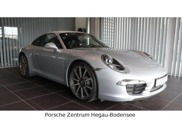 Porsche 991 911 Carrera Coupe PDK BOSE ChronoPaket, Jahr 2014, Benzin
