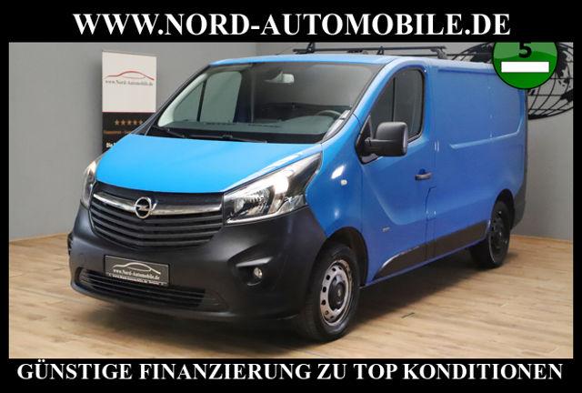 Opel Vivaro Kasten L1H1 2,9t*Navigation*Kamera*Klima*, Jahr 2015, Diesel