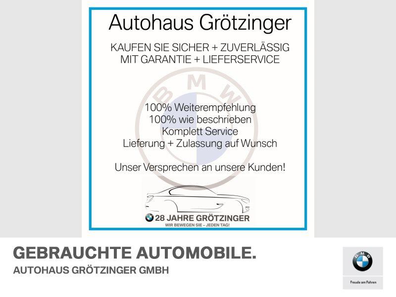 BMW 125d 5-Türer HiFi LED Navi Bus. Tempomat USB, Jahr 2018, Diesel