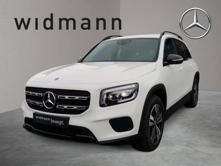 Mercedes-Benz GLB 250 4M Progressive*Business*Night*Park-P*LED, Jahr 2019, Benzin