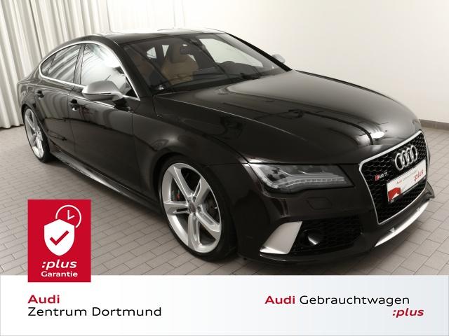 Audi RS7 Sportback exclusive/B+O/ACC/GSD Panodach Navi, Jahr 2014, petrol