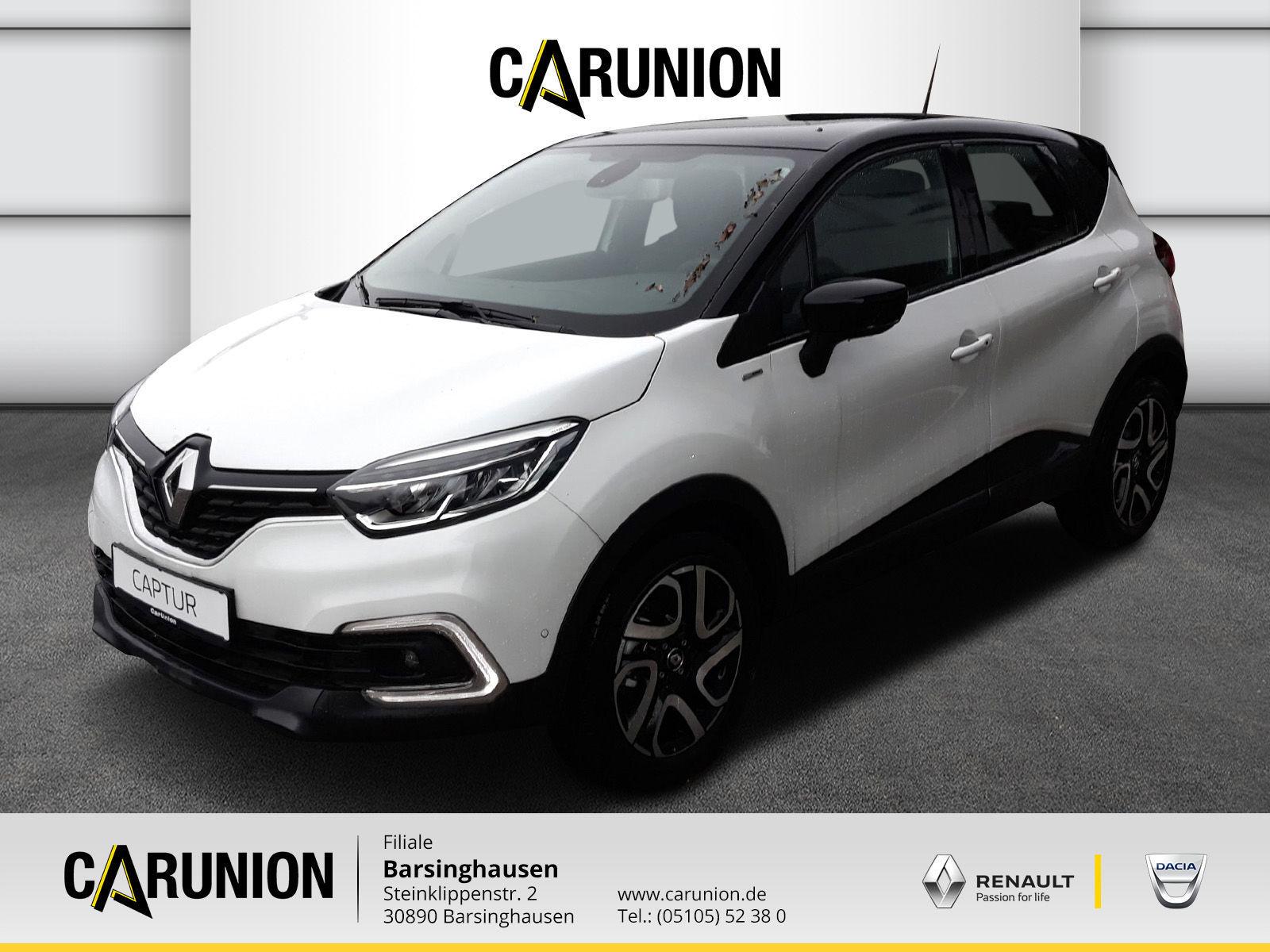 Renault Captur BOSE Edition TCe 90 ABS Fahrerairbag, Jahr 2019, Benzin
