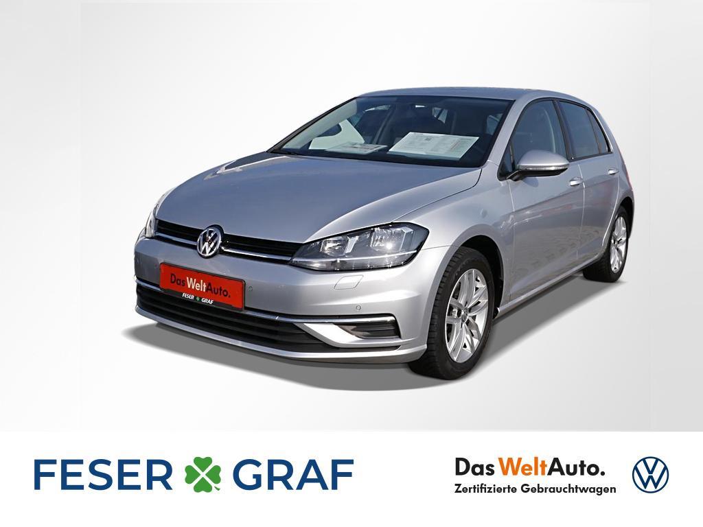 Volkswagen Golf VII Comfortline 1.4 TSI Navi LM PDC Telefon, Jahr 2018, Benzin