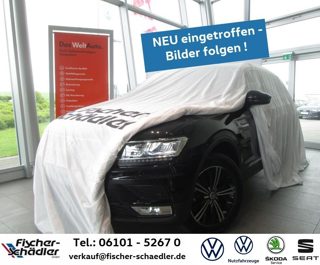 Volkswagen Tiguan Highline 2.0TDI*Navi*Leder*ActiveInfo*Rea, Jahr 2018, Diesel