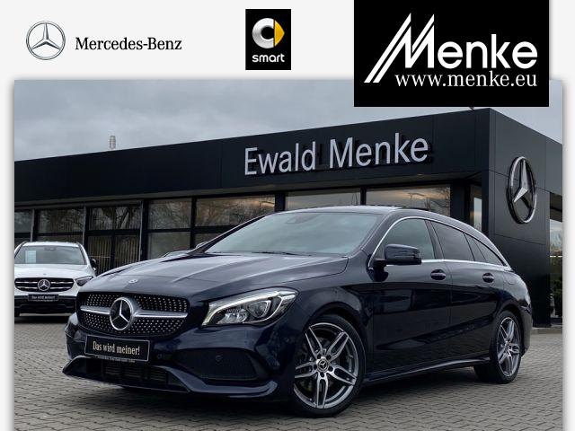 Mercedes-Benz CLA 250 4M Shooting Brake AMG Distro,Pano,Kamera, Jahr 2018, Benzin
