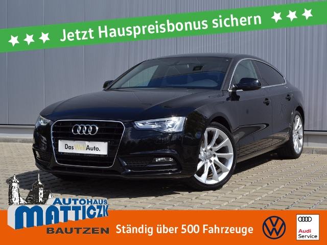 Audi A5 Sportback 2.0 TDI EU6 ultra AHK/XENON/NAVI-PL, Jahr 2016, Diesel