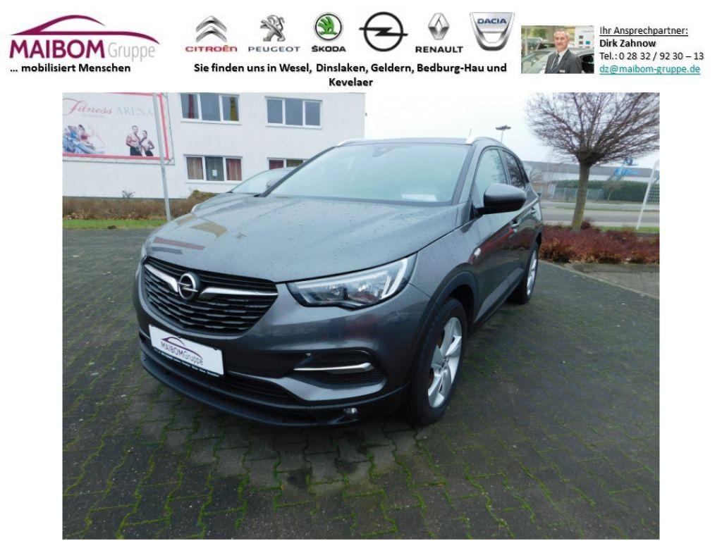 Opel Grandland X 1.6 D Start/Stop Edition, Jahr 2017, Diesel